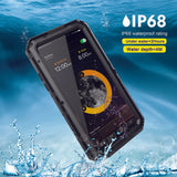Waterproof Shockproof Case Aluminum Metal Hard For iPhone - carolay.co phone case shop