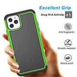 Shockproof Case Silicone Phone Cover For iPhone - carolay.co phone case shop