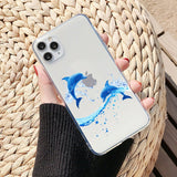 Butterfly Cute Soft Case For iPhone - carolay.co - free shipping