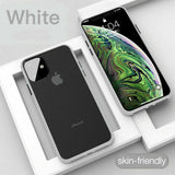 Ultra-Thin Shockproof Bumper Hybrid Slim Case For iPhone 11Pro/Max/XR - carolay.co phone case shop