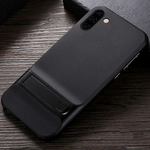 Slim Rugged Shockproof Armor Kickstand Case For Samsung Galaxy - carolay.co phone case shop
