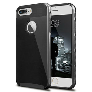 Case Shockproof Rugged Rubber Cover For iPhone - carolay.co phone case shop