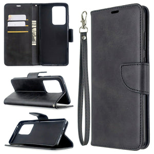Ultra Flip Leather Card Wallet Stand Case For Samsung Galaxy - carolay.co phone case shop