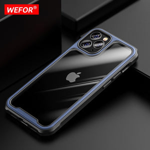 Case Comfort Grip Wireless Charging for iPhone