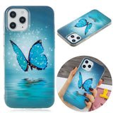 Luminous Soft TPU Slim Shockproof Back Case For iPhone - carolay.co - free shipping