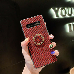 Bling Glitter fashion design with Fish scale case For Samsung - carolay.co phone case shop