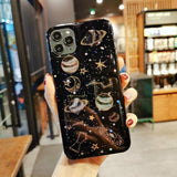 Bling Glitter Girls Case Quicksand Cover For iPhone - carolay.co - free shipping