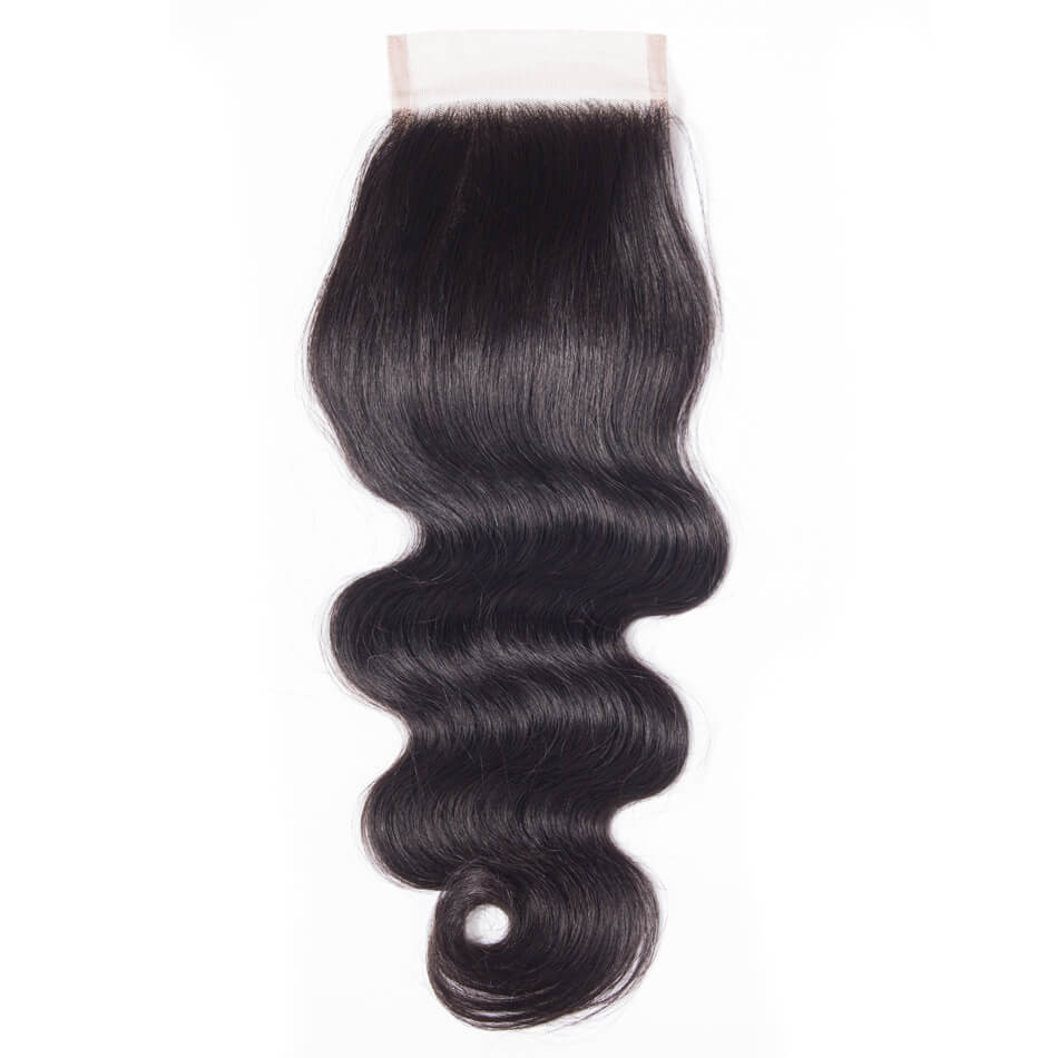 Onyx Body Wave Closure 4x4