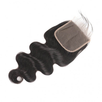 Peridot HD Body Wave Closure 4x4