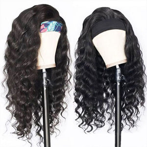 Headband Loose Wave Wig