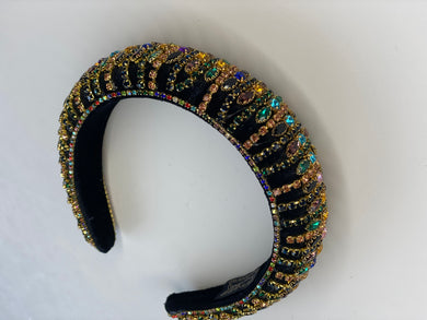 Queen Multi Color Headband