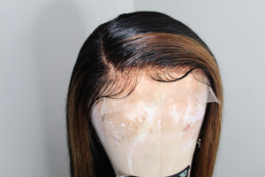 Side Part Wig Construction