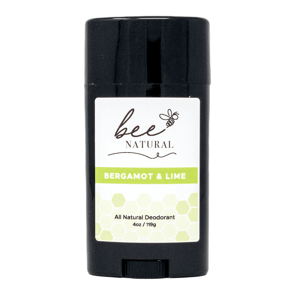 Bee Natural Bergamot Lime All Natural Deodorant - Sister Bees