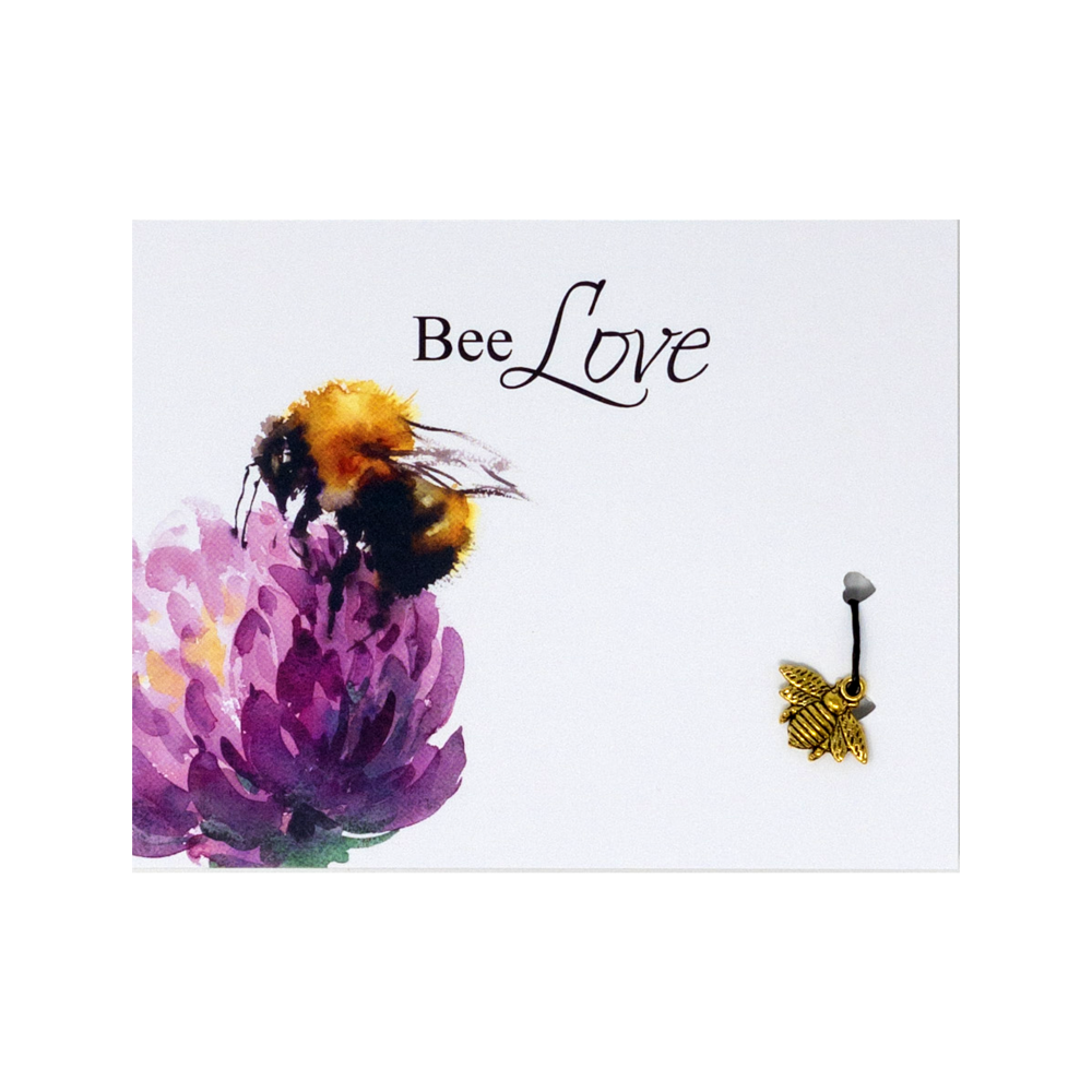 Sister Bee Cards with a Cause- Bee Love