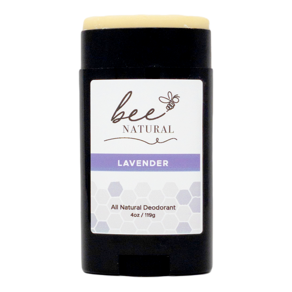 Bee Natural Lavender All Natural Deodorant - Sister Bees