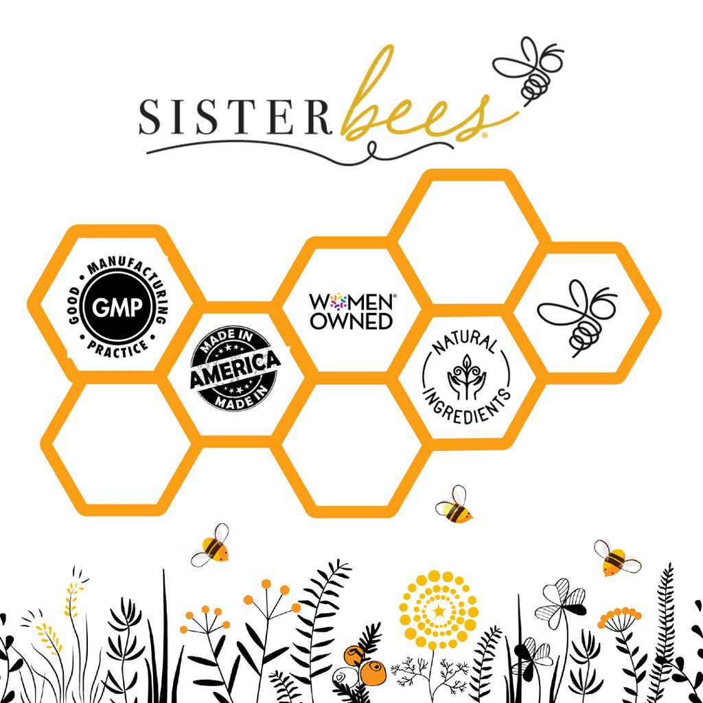 Bee Better - Soothes & Restores Eczema, Burns & Cuts - Sister Bees