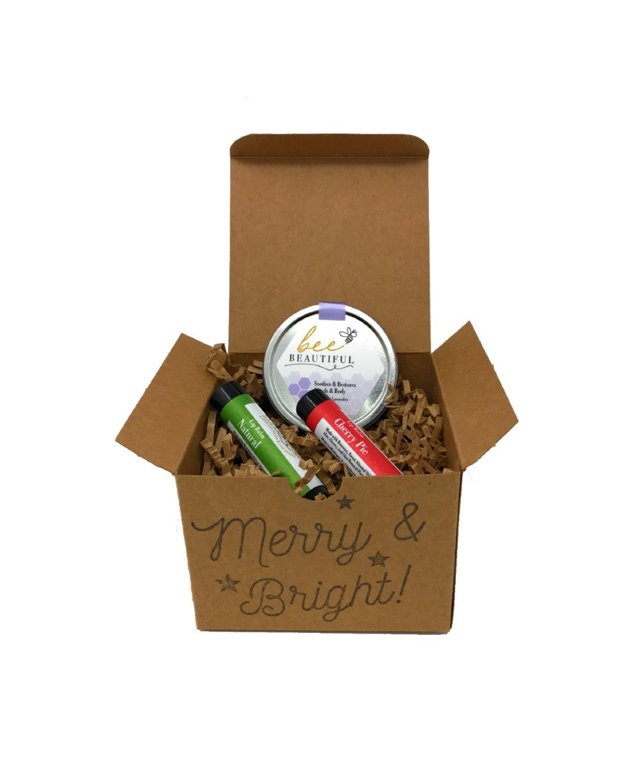 Merry and Bright Gift Box - Sister Bees