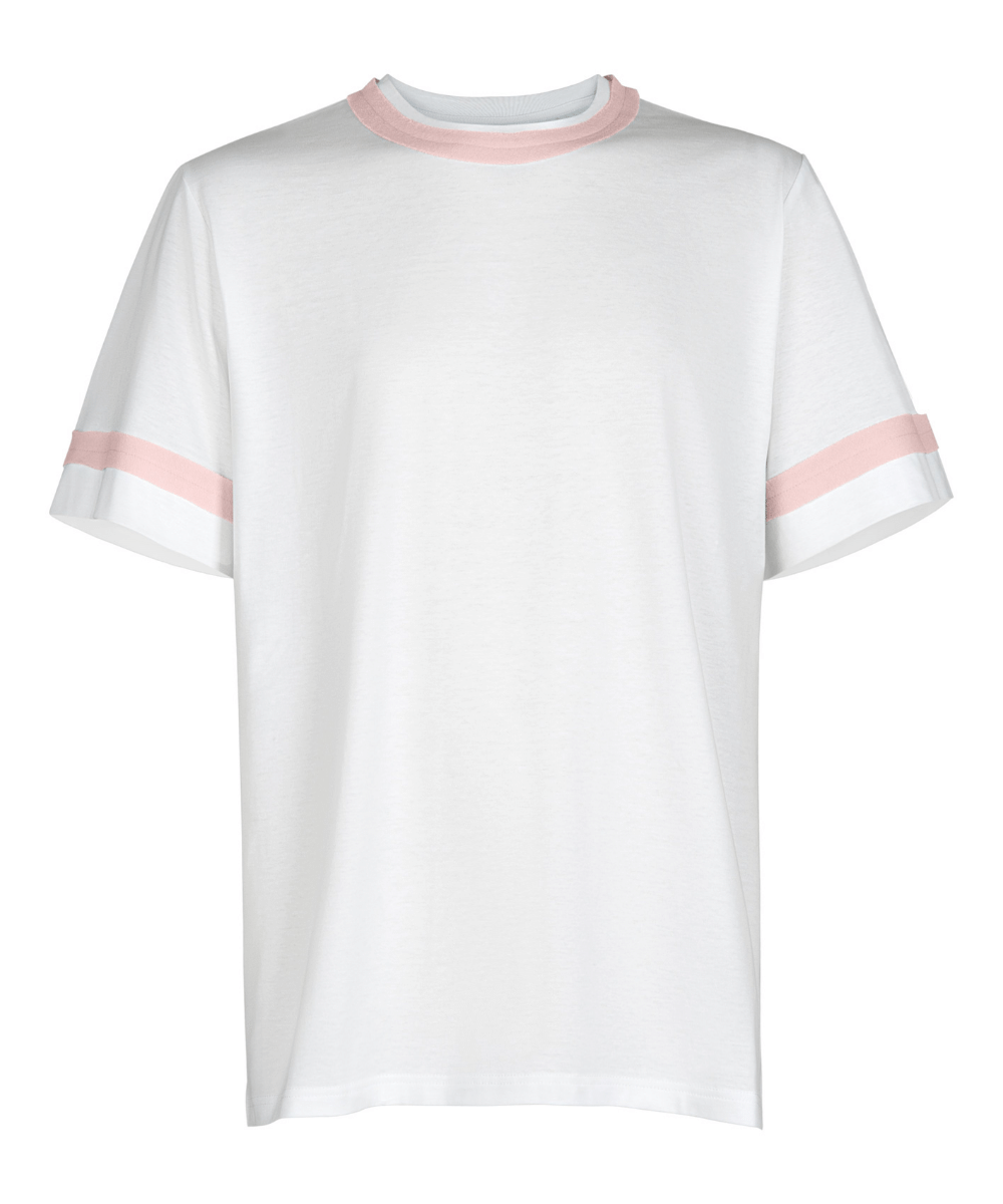 white-t-shirt-with-pink-details-on-sleeves-unisex-for-women-and-men-another-unicorn-pink-cloting-editorial.jpg