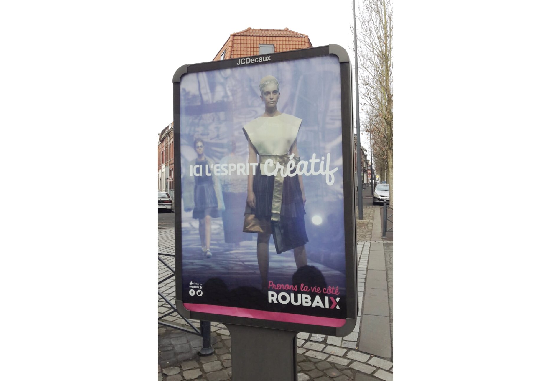 AG Paris on Billboards in France