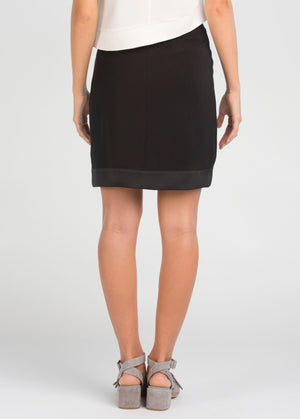 Lucie Skirt - Black