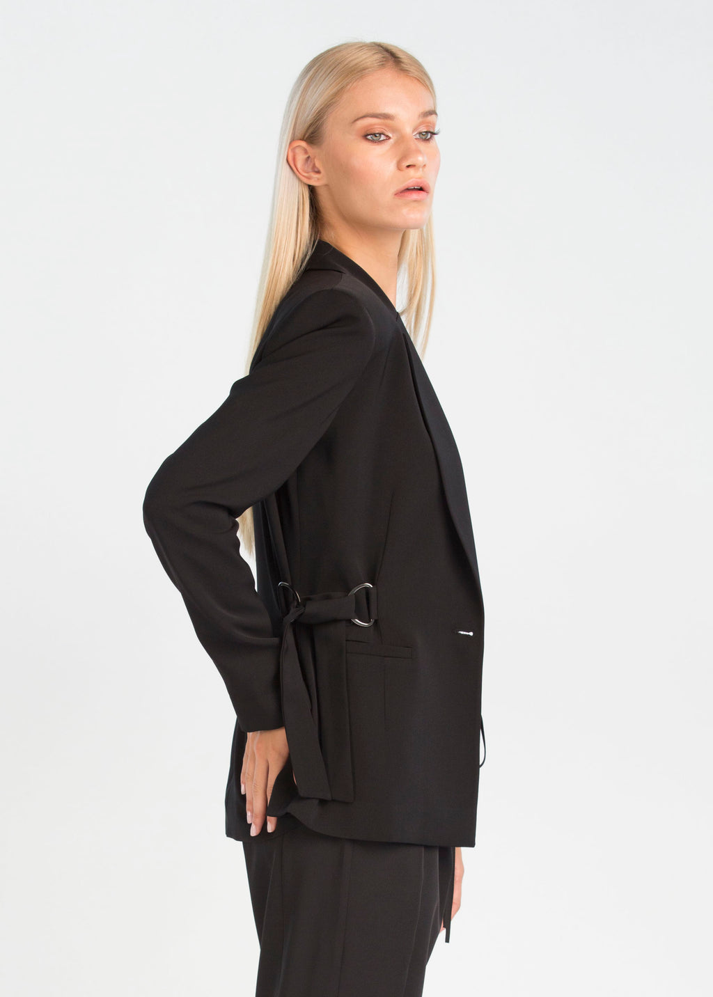 Paris Blazer - Black