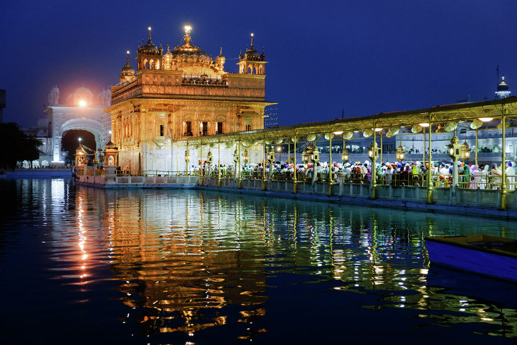 The Golden Temple III