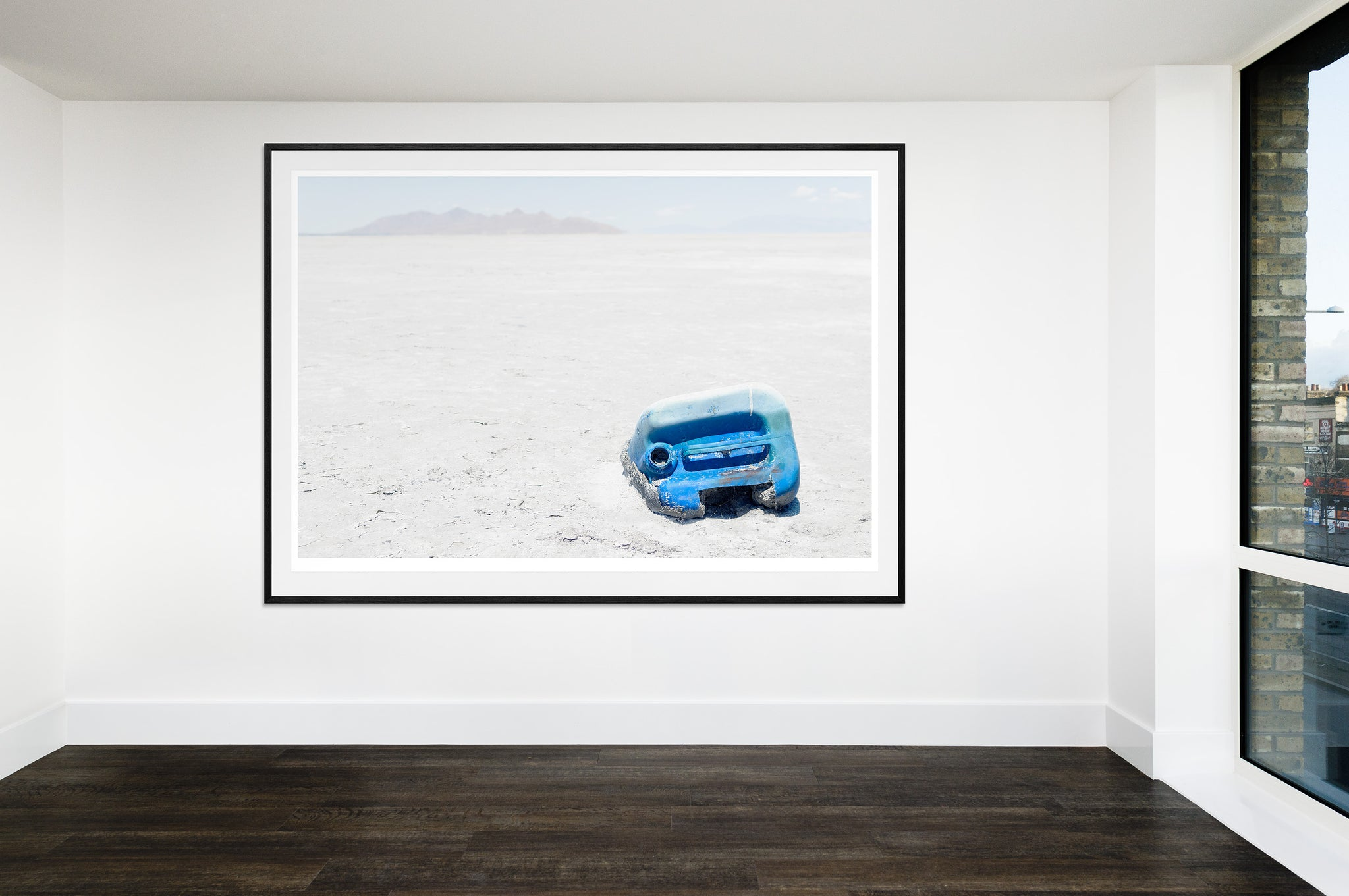 Great Salt Lake I (203x139cm)