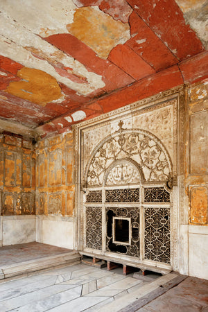 Khas Mahal at The Red Fort, New Delhi