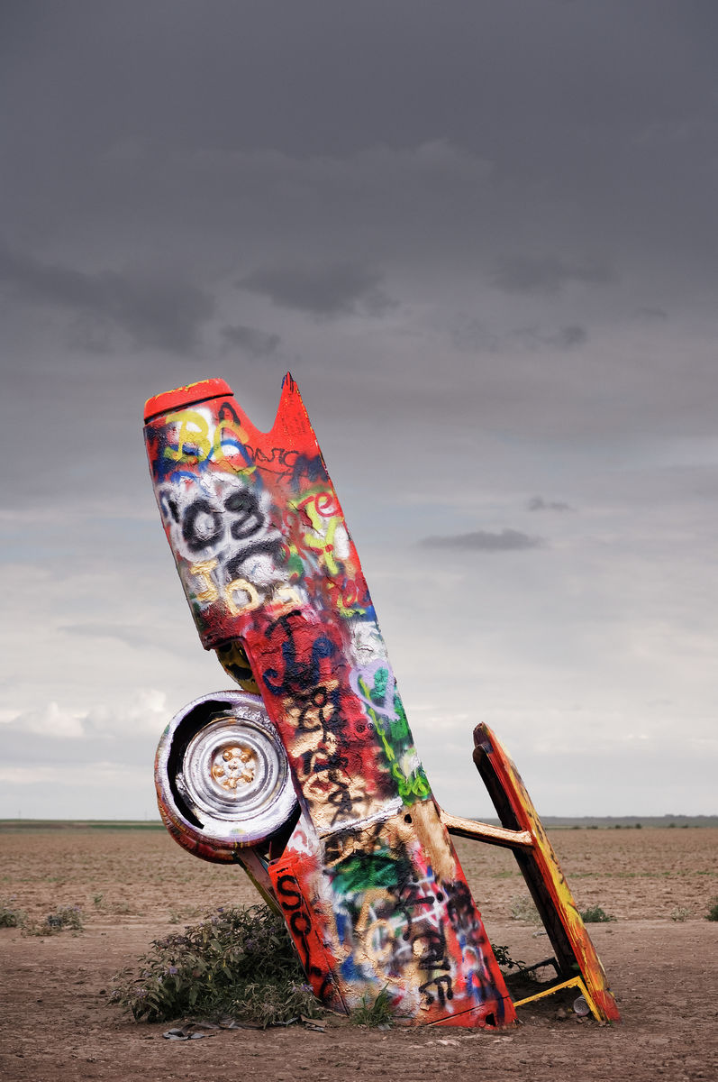 Cadillac Ranch I