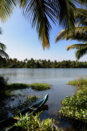 Idyllic Kerala Backwaters