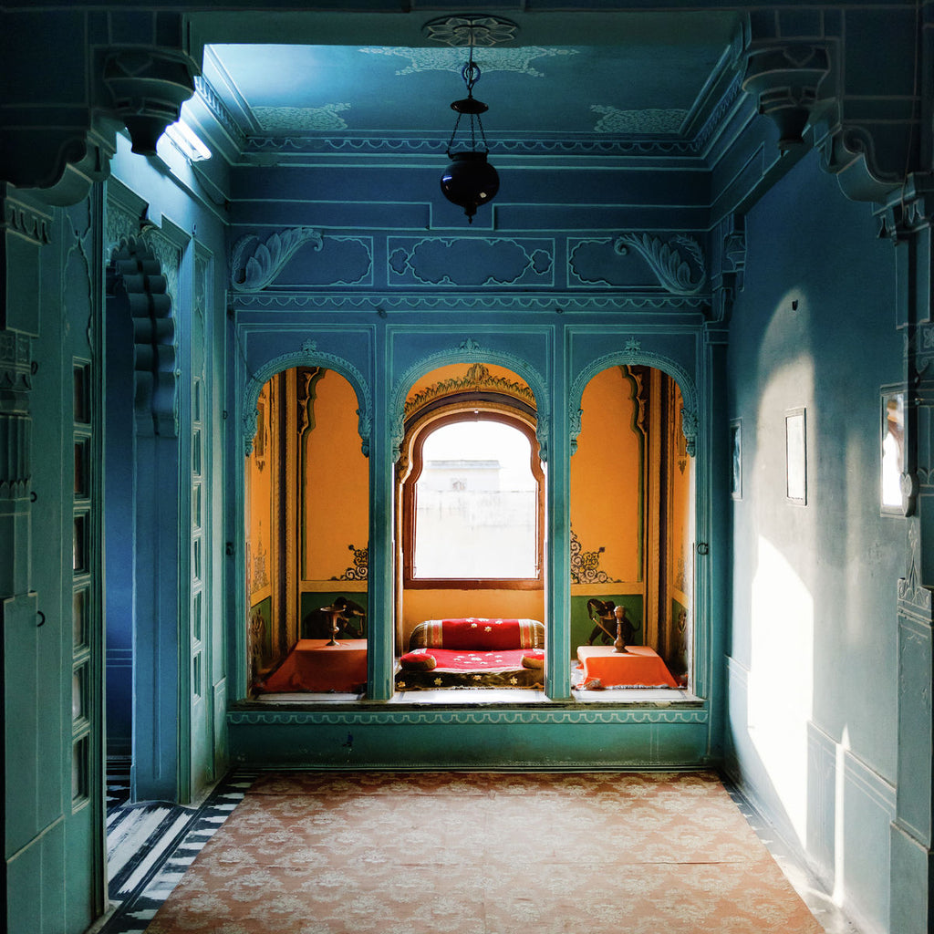 Udaipur City Palace III