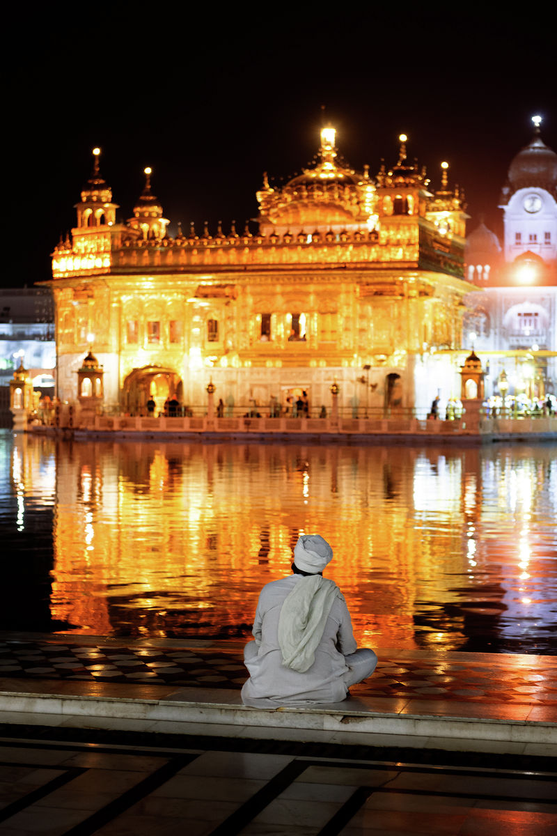 The Golden Temple I