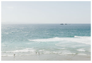 Surf Time at Wategos Beach (203x140cm)