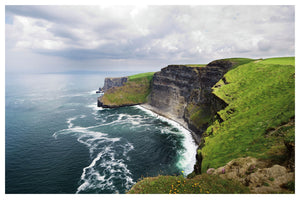Cliffs of Moher, Ireland (119x81cm)