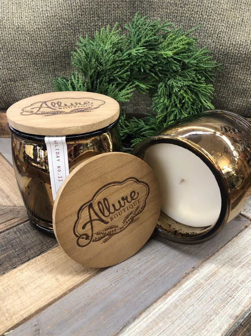 Barrel Candles - Allure Boutique WY