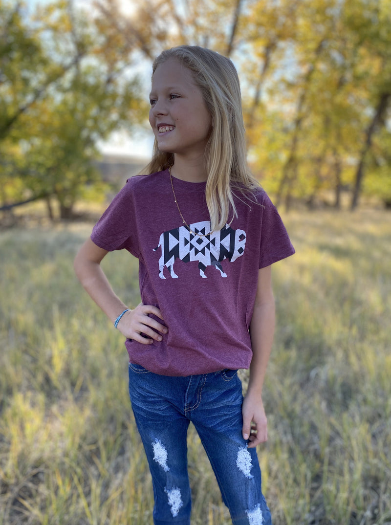 Don't Stop Here Kids Tee - Allure Boutique WY