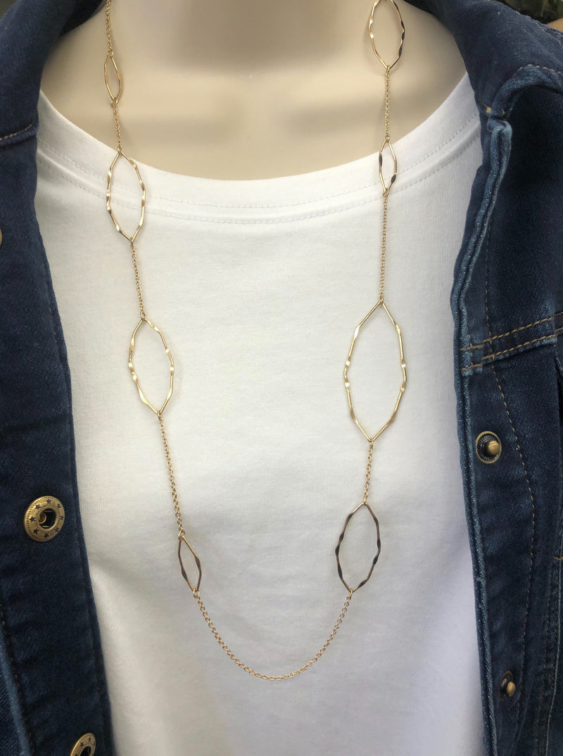 Ellipse Necklace Set - Allure Boutique WY