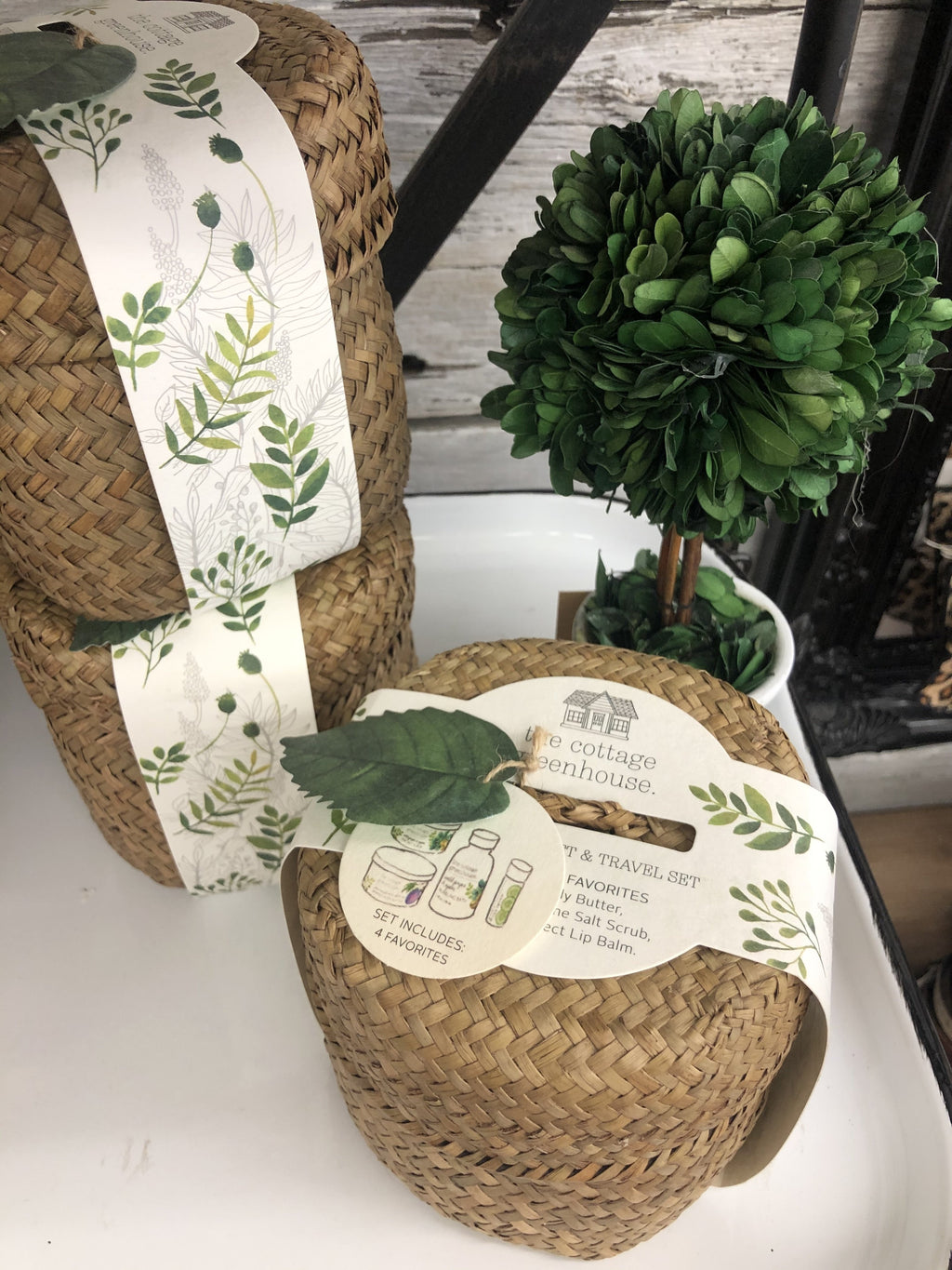 Herbs and Tea Gift Set - Allure Boutique WY