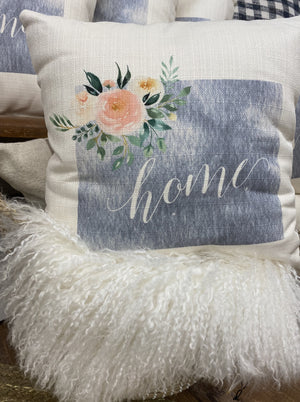 Wyo Home Pillow - Allure Boutique WY
