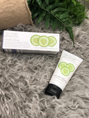 Cucumber & Honey Travel Size Hand Creme - Allure Boutique WY