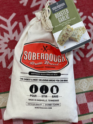 Soberdough BB Roasted Garlic - Allure Boutique WY