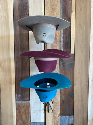 Arrow Metal 3 Tier Hat Rack - Allure Boutique WY