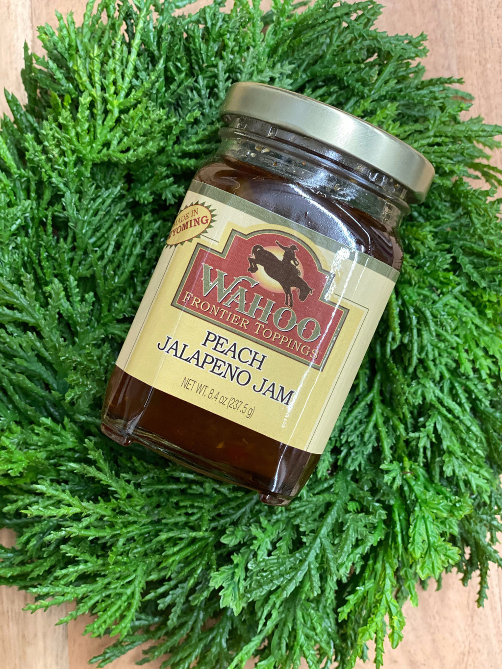 Peach Jalapeno Jam - Allure Boutique WY