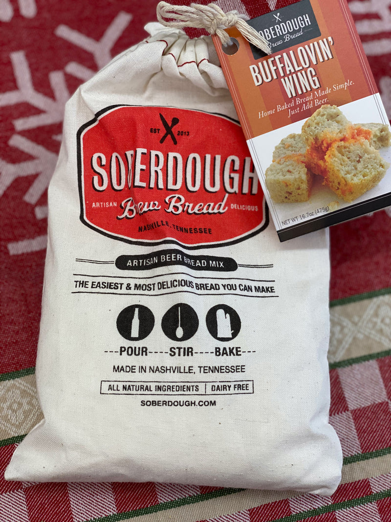 Soberdough BB Buffalovin Wing - Allure Boutique WY