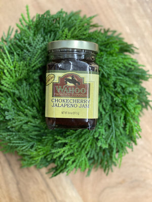 Chokecherry Jalapeno Jam - Allure Boutique WY