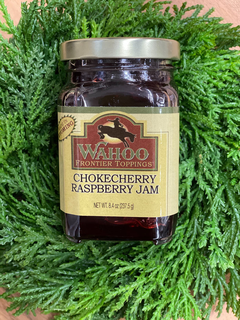 Chokecherry Raspberry Jam - Allure Boutique WY