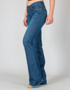 Lola Raw Hem Jean - Allure Boutique WY