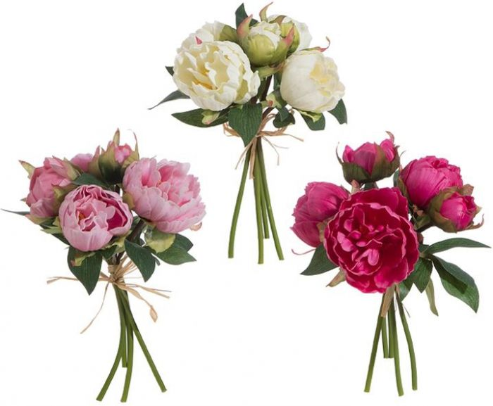 Real Touch Peony Bundle