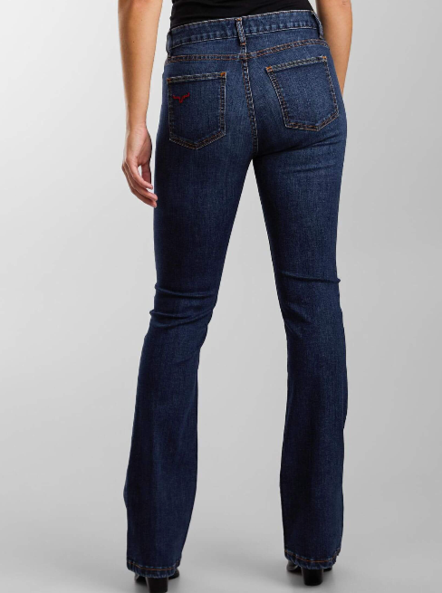 Chloe Flare Bootcut Jean - Allure Boutique WY