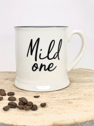 Stoneware Mug Mild One - Allure Boutique WY